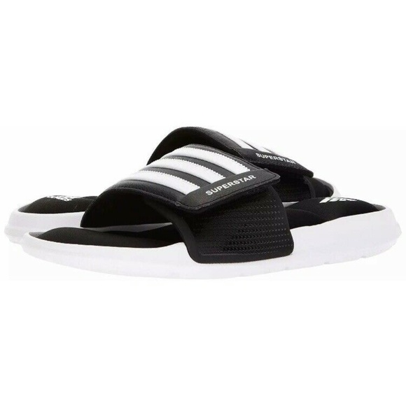 superstar 5g slides black Buy adidas